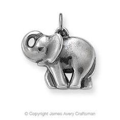James Avery Elephant charm; I now own it