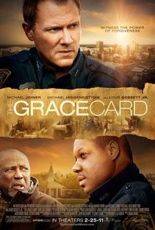 Every day, we have the opportunity to rebuild relationships and heal deep wounds by extending and receiving God's grace. Offer The Grace Card, and never underestimate the power of God's love. Awesome soul stirring movie.  A must see!