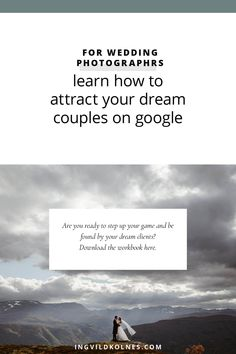 Your photography business and website can be the best around, but if the content on your page doesn't contain keywords that your ideal clients are using when they search on Google, then they probably won't find you. I have listed 5 steps to showing up on Google for your photography business. #businesstips #seotips #businesstools #seo #weddingphotographers #photographertools #websitetips #smallbusinesstools #websiteseo Business Tips, Online Business, Get Educated, Seo Tips, Make More Money, Photography Business, Social Media Tips, Self Development, Content