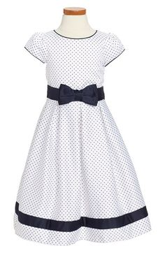 Dorissa 'Sally' Dress (Toddler Girls & Little Girls) at Nordstrom.com. Perfectly poised and utterly classic, the Sally dress steals the show with its bow-bedecked waist and full, feminine skirt.