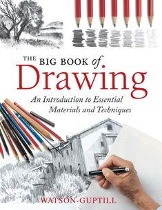 Lee hammonds big book of drawing topics lee hammond big book of the big book of drawing an introduction to essential materials and techniques fandeluxe Image collections