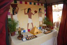 Egyptian themed ideas