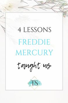 If you are a Freddie Mercury and Queen fan, read this article to find out 4 lessons that Freddie and his bandmates have taught us all these years. Different Emotions, Make A Person, Freddie Mercury, Live For Yourself, Helping Others, Self Improvement, Self Help, Personal Development, Self Love