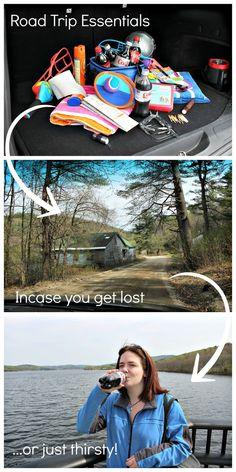 Summer Road Trip Essentials! http://lifesabargain.net/summer-road-trip-essentials/ #cbias #ad #CokeHappyHour #travel #roadtrip #adventure #fun #explore