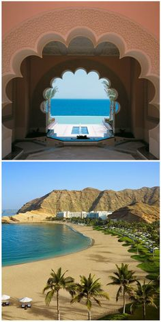 Shangri La Al Husn Hote,l Muscat, Oman