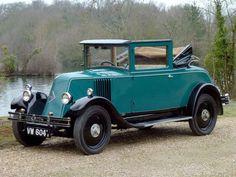 1928 Renault Monasix.