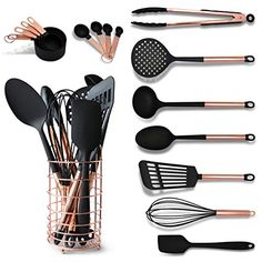 10 Best Rose Gold Kitchen Accessories