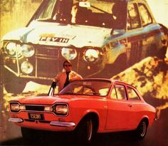 1971 Ford Escort Twin-Cam