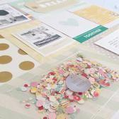 Love the pocket of confetti!
