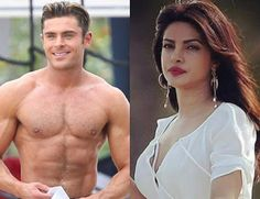 "@InstaMag - Actress Priyanka Chopra says her ""Baywatch"" co-star Zac Efron is ""fascinating and inspiring"" when it comes to following fitness regime."