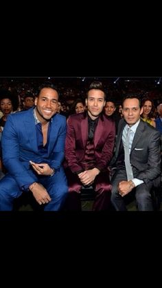 three of the best artists in latin music ❤✨