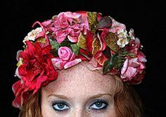 Vintage Dior Millinery Flowers