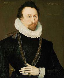 John Hawkins (Seefahrer und Pirat) – Von Königin Elisabeth I. wurde er zum Schatzmeister befördert und für seine Verdienste zum Ritter geschlagen. Als einer von drei Vizeadmirälen trug er 1588 im Kampf gegen die Spanische Armada zum Sieg der englischen Flotte bei.