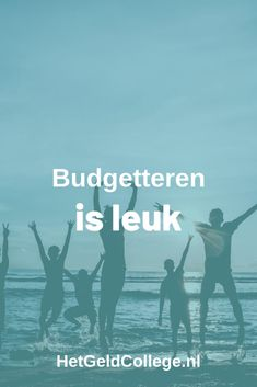 Budgetteren is leuk Saving Money, Budgeting, Organization, Movie Posters, Movies, Organize, Getting Organized, Organisation, Film Poster