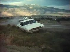 Kowalski works for a car delivery service. He takes delivery of a 1970 Dodge Challenger to take from Colorado to San Francisco, California. Vanishing Point Movie, The Last American Hero, The Exorcist, The Last Picture Show, Steven Spielberg, Cult Movies, Taxi Driver, Official Trailer, The Godfather