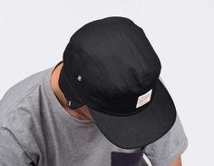 #Huf Caps Junction Black