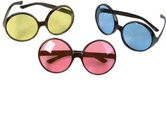 Circular Fashion Adult Sunglasses Case Pack 300
