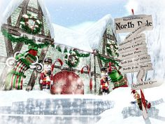 Weekly Roundup & Friday Find: The North Pole