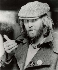 Harry Nilsson. Early in the moring I can't do right ...had a little fight with my baby nast night....