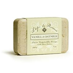 L'Epi de Provence Shea Butter Bath Soap - Vanilla Oatmilk - 7oz. * You can get additional details at the image link. We are a participant in the Amazon Services LLC Associates Program, an affiliate advertising program designed to provide a means for us to earn fees by linking to Amazon.com and affiliated sites.
