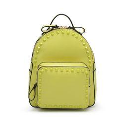1a981357e78c Wholesale High Quality Fashion Punk Stud Rivet Leather Backpack Fashion  Backpack