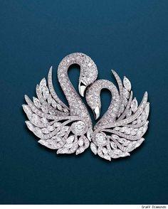 Graff Diamond Swans