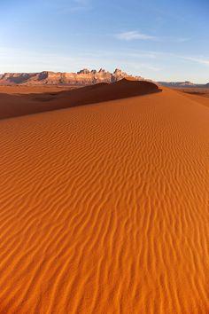 Desierto del Sahara. Libya
