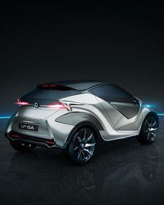 41 best lexus future concepts images car sketch rolling carts autos rh pinterest com