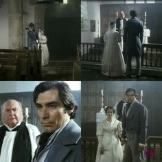 The Wedding - with Timothy Dalton and Zelah Clarke  ~ Jane Eyre 1983 (TLE)