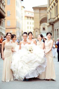 Tuscany Wedding from Emm & Clau