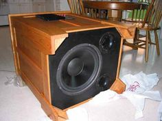 looks like another hidden subwoofer