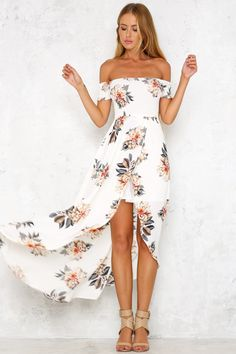 Finding Thrills Maxi Dress