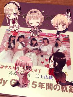 マルイノ(@oniuram)さん_Lady Go!!卒業アルバム | Twitter