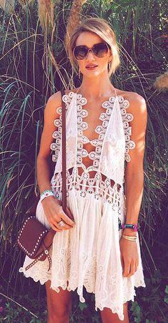Chloe lace dress