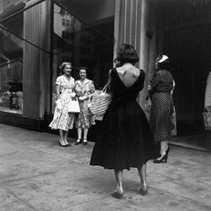 by Vivian Maier, 1954