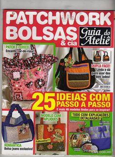 37 Guia do atelier Patchwork bolsas - maria cristina Coelho - Álbumes web de Picasa