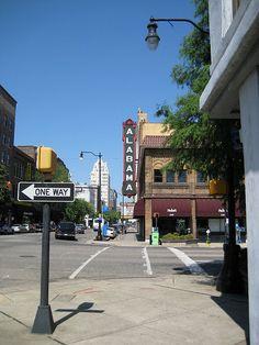 Alabama Theatre , Birmingham, Alabama