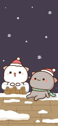 Iphone Wallpaper Cat, Cute Panda Wallpaper, Bear Wallpaper, Cute Disney Wallpaper, Kawaii Wallpaper, Animal Wallpaper, Cute Bear Drawings, Cute Cartoon Drawings, Cute Kawaii Drawings