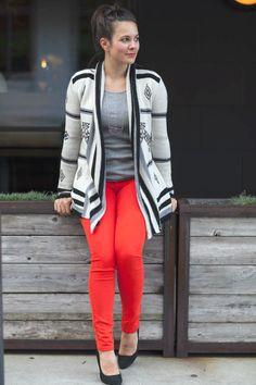 my style vita: BB Dakota Fall Essentials | Boyfriend Cardigan