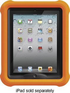 LifeProof - LifeJacket for Apple® iPad® 2 and iPad (3rd Generation) - Orange in Week of November 25, 2012 from Best Buy on shop.CatalogSpree.com, my personal digital mall.