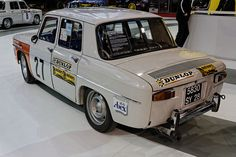 File:Paris - Retromobile 2014 - Renault 8 Gordini ex Michel Leclère - 1969 - - Wikimedia Commons Renault Sport, Rally Car, Wikimedia Commons, Cars Motorcycles, Porsche, Wicked, French, Paris, Vehicles