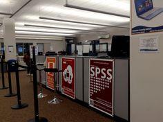 Student Genius Corner at the Pollak Library #TitanShops #CSUF #PollakLibrary