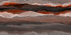 Mike Creighton's Colorful Computer-Generated Landscapes
