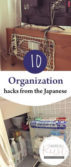 10 Organization Hacks from the Japanese| Organization Ideas for the Home, Organization, Organization DIY, Organization Hacks, Organization Hacks DIY, Japanese Organization #JapaneseOrganization #OrganizationDIY #OrganizationIdeasfortheHome