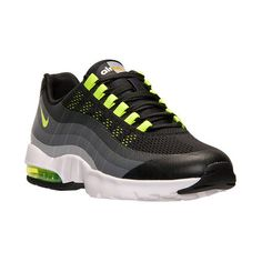 Women's Nike Air Max 95 Ultra Running Shoes ($125) ❤ liked on Polyvore featuring shoes, athletic shoes, athletic running shoes, nike athletic shoes, rubber shoes, traction shoes and light weight shoes