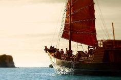 Chantara is a traditional asian sailing junk boat. Join Chantara's regular cruise around Koh Phangan or all around the archipelago of Koh samui for a private cruise. Chantara is a wooden boat built. Koh Phangan, Bophut Koh Samui, Places To Travel, Places To See, Surat Thani, Sailing Ships, Photo S, Hong Kong, Trip Advisor