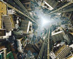 Kawahara's vertigo inducing photography. Ouch! It hurts just looking at it.