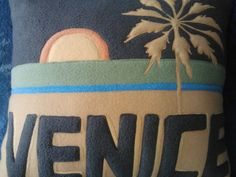 20x20 Venice pillows. Includes zipper for washing.