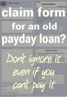 Payday loan debt may have been unaffordable or unfair - find out how one can be challenged if you don't want to get a CCJ http://debtcamel.co.uk/court-payday-loan-debt/