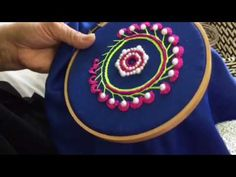 Is video ko dekh kr ap asaani sy dori design bana sakhty hen is me or bi kch tankky bi use kiye gye hen wo ham ny ap ko phely wali video me bana kr sikhya hai. Hand Embroidery Videos, Embroidery Hearts, Hand Embroidery Flowers, Embroidery Monogram, Hand Embroidery Stitches, Embroidery For Beginners, Hand Embroidery Designs, Embroidery Techniques, Beaded Embroidery